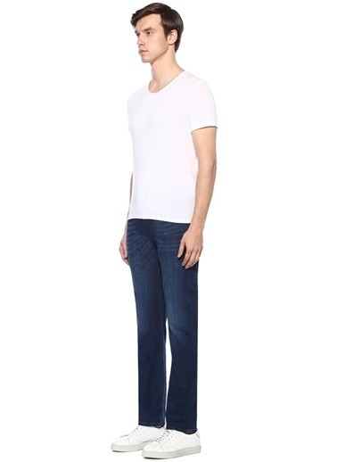 7 For All Mankind Jean Pantolon İndigo